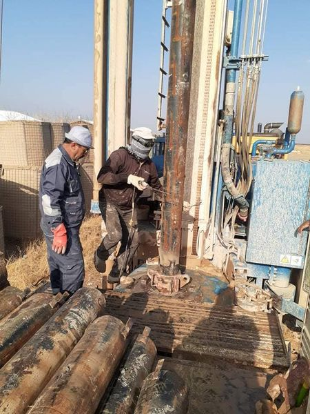 GENERAL COMMISSION FOR GROUNDWATER EXECUTES DRILL WELLS IN HEADQUARTERS OF FOURTH REGIMENT2